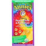 Annie's Homegrown Organic Peace Pasta And Parmesan - 6 oz-Annie's Homegrown-pantryperks