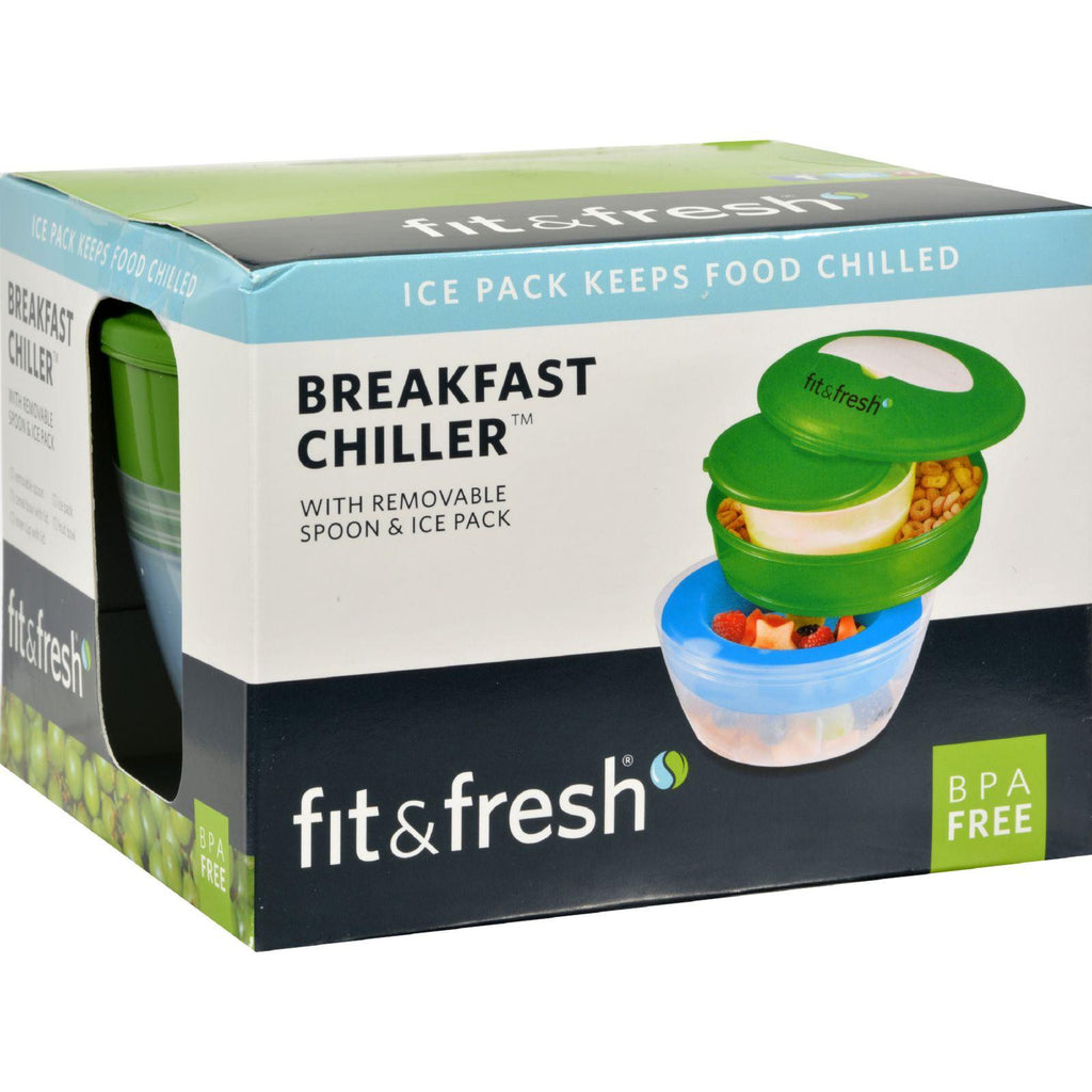 Fit And Fresh Start Breakfast Chiller - 1 Unit-Fit And Fresh-pantryperks