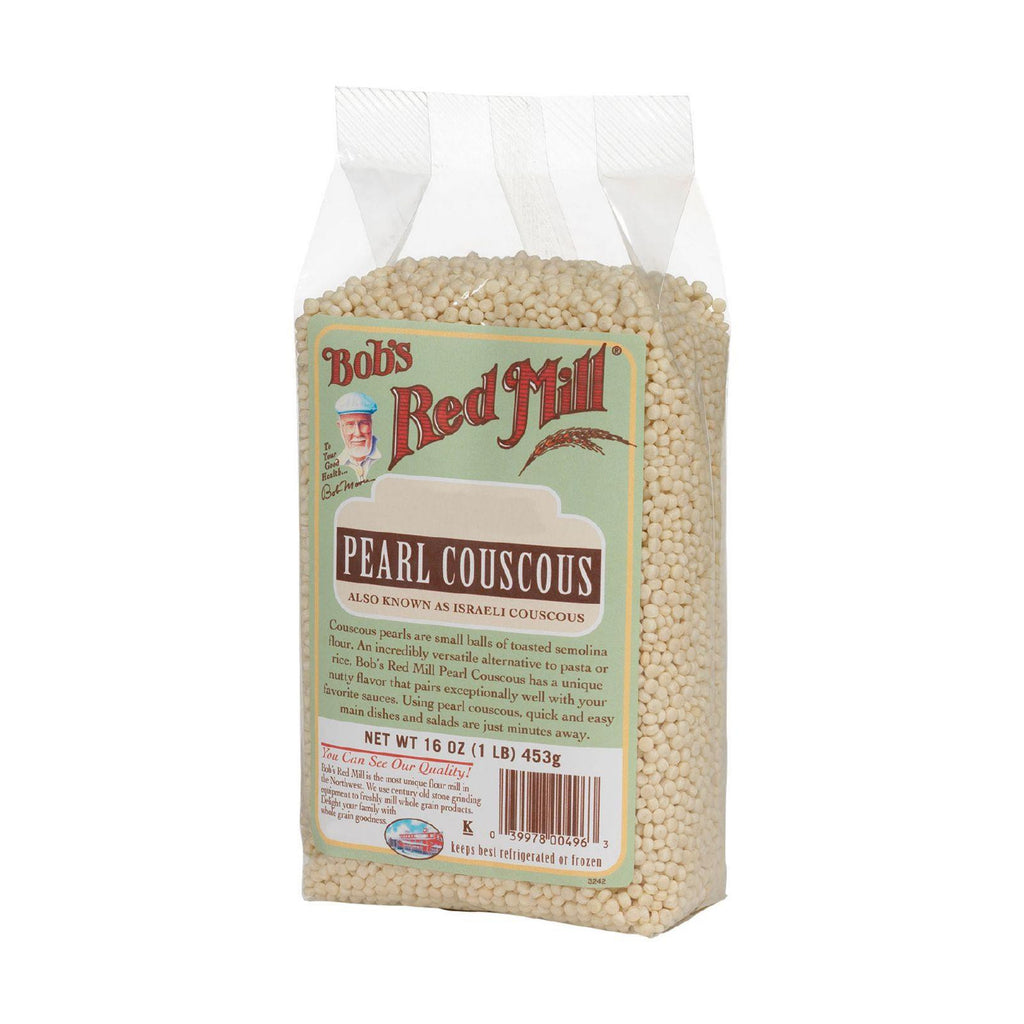 Bob's Red Mill Natural Pearl Couscous - 16 oz-Bob's Red Mill-pantryperks