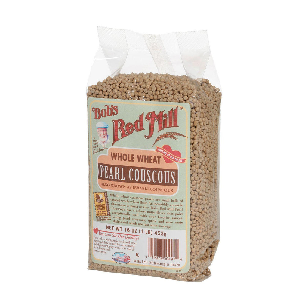 Bob's Red Mill Pearl Couscous Whole Wheat - 16 oz-Bob's Red Mill-pantryperks
