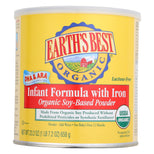 Earth's Best Organic Soy Infant Formula with Iron - 23.2 Ounce-Earth's Best-pantryperks