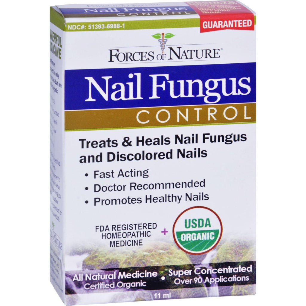 Forces Of Nature Nail Fungus Control - 11 mL-Forces Of Nature-pantryperks