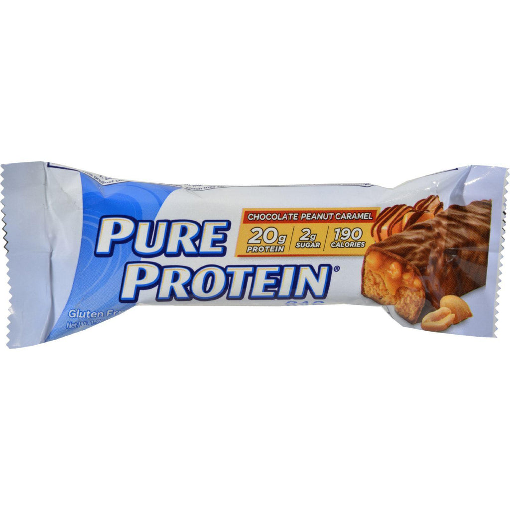 Pure Protein Bar - Revolution - 1.58 Oz - Case Of 6-Pure Protein-pantryperks