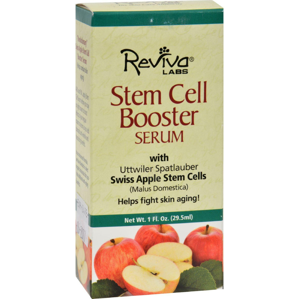 Reviva Labs Stem Cell Booster Serum - 1 Fl Oz-Reviva Labs-pantryperks