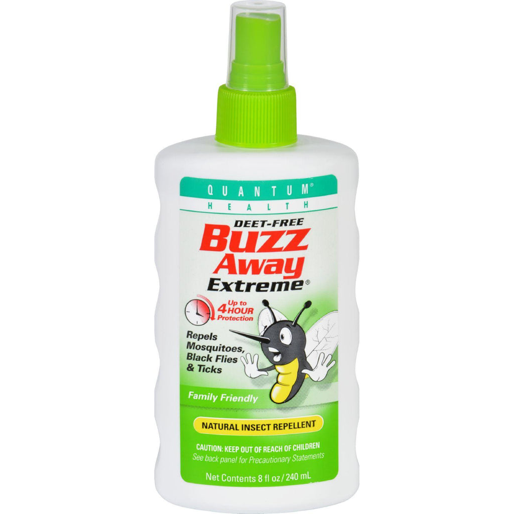 Quantum Research Buzz Away Extreme Spray - 8 Oz-Quantum Research-pantryperks