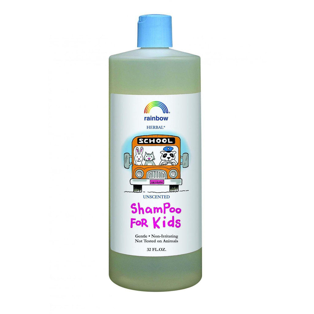 Rainbow Research Kids Shampoo - Unscented - 32 Oz-Rainbow Research-pantryperks
