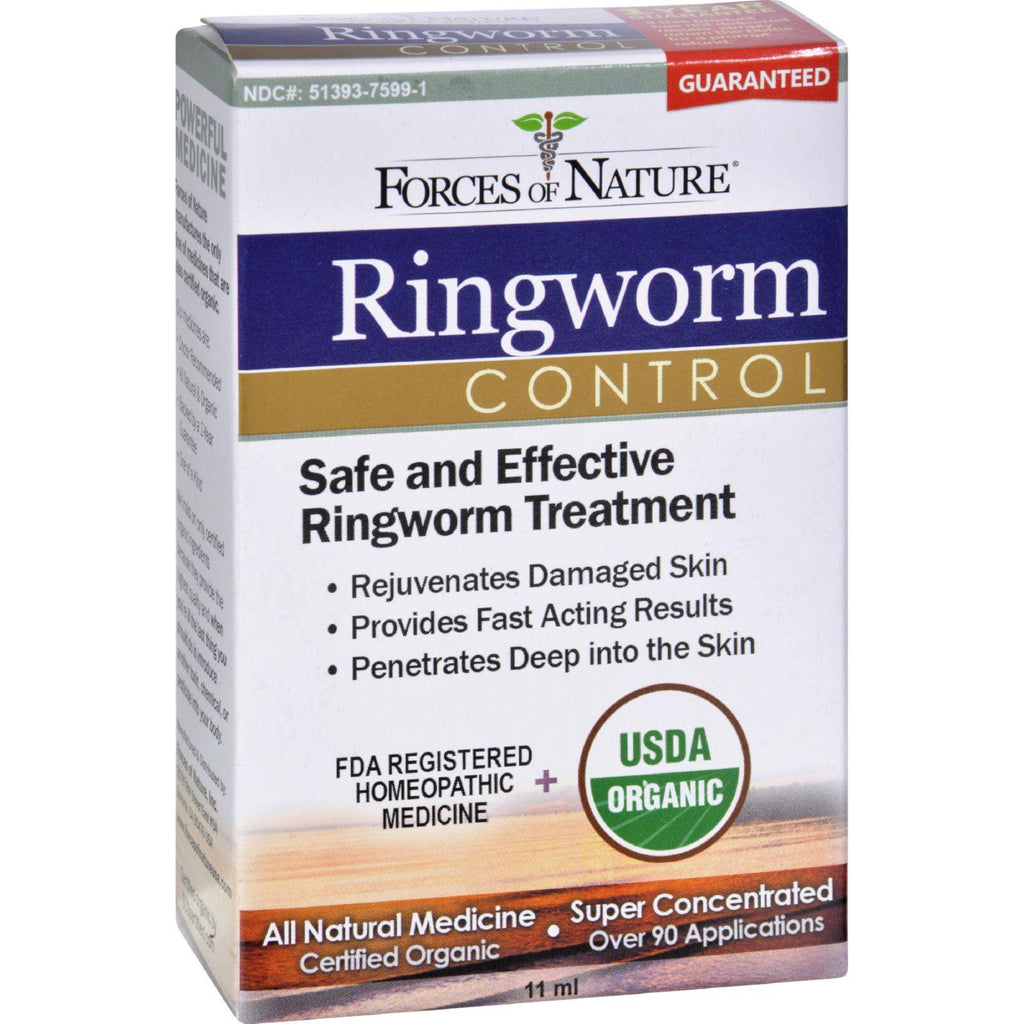 Forces of Nature Ringworm Control - 11 ml-Forces Of Nature-pantryperks