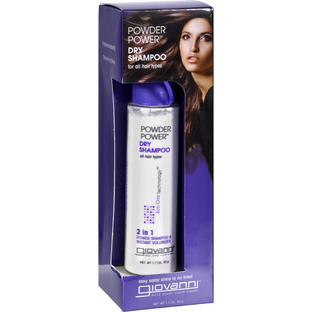 Giovanni Hair Care Products Shampoo - Powder Power Dry - 50 Grams-Giovanni Hair Care Products-pantryperks