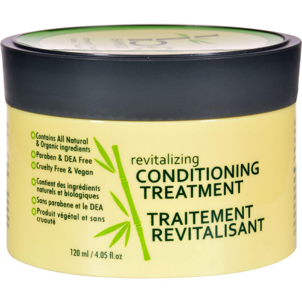 Boo Bamboo Conditioning Treatment - 4.06 Oz-Boo Bamboo-pantryperks