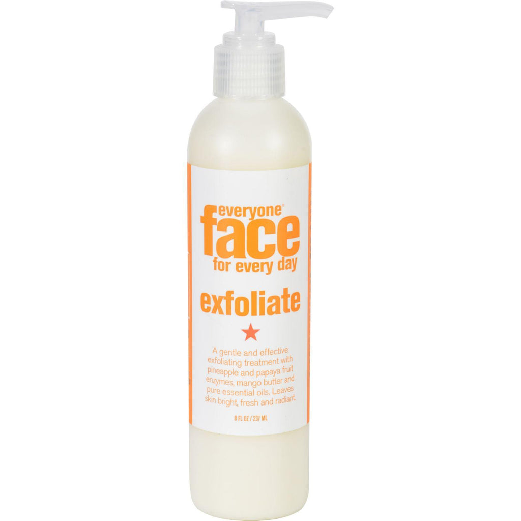 Eo Products Everyone Face - Exfoliate - 8 Oz-Eo Products-pantryperks