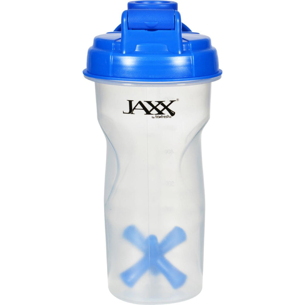 Fit And Fresh Jaxx Shaker - Blue - 28 Oz-Fit And Fresh-pantryperks