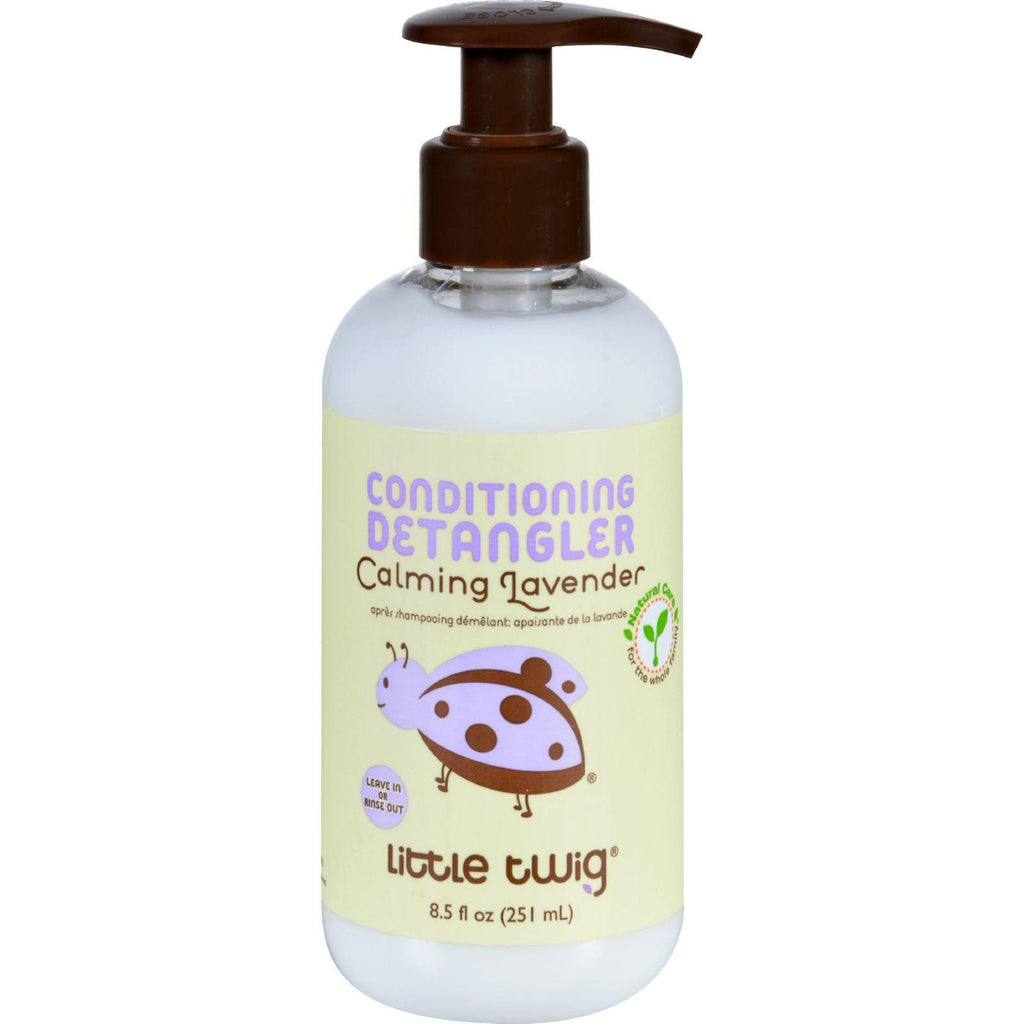 Little Twig Conditioning Detangler - Lavender - 8.5 Oz-Little Twig-pantryperks