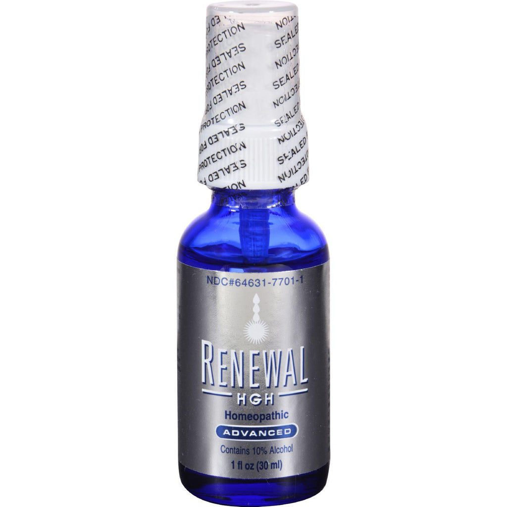 Always Young Renewal Hgh Spray - Advanced - 1 Fl Oz-Always Young-pantryperks