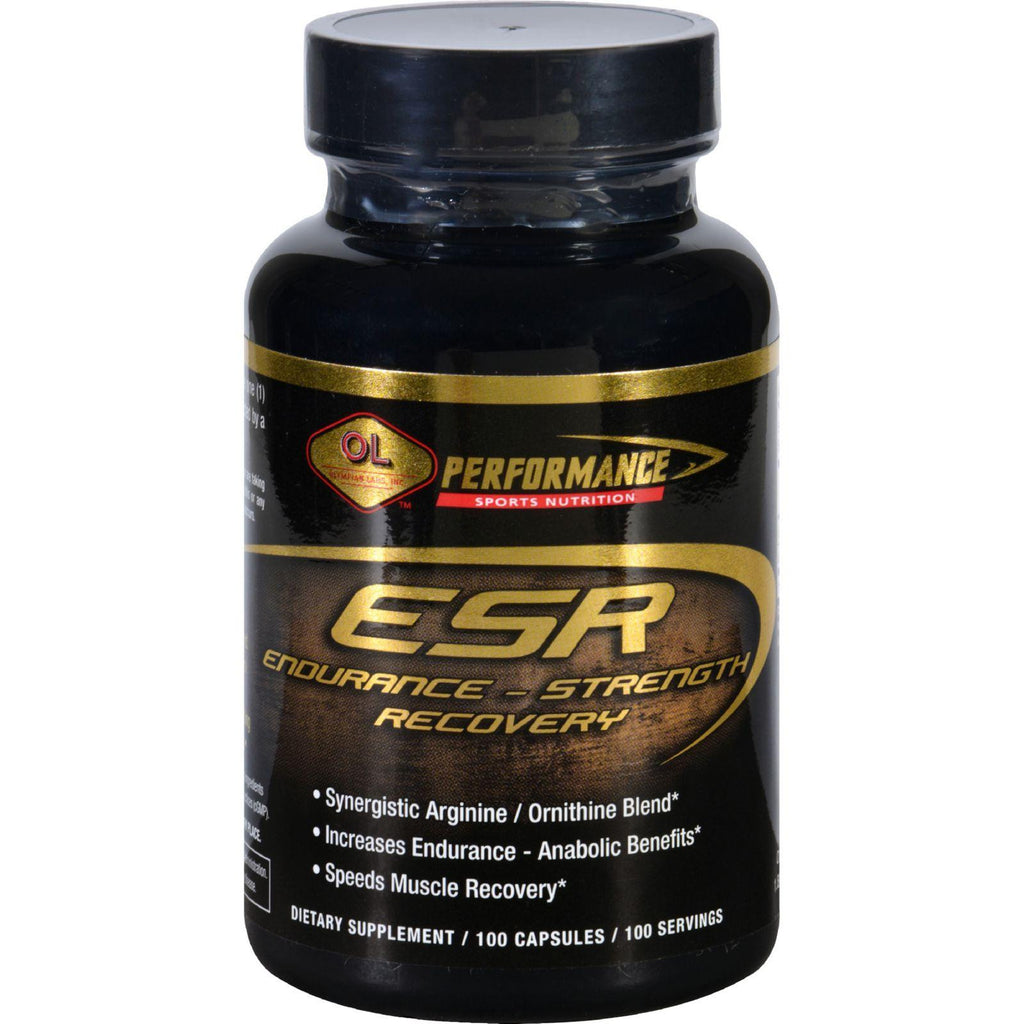 Olympian Labs Esr - Performance Sports Nutrition - 100 Capsules-Olympian Labs-pantryperks