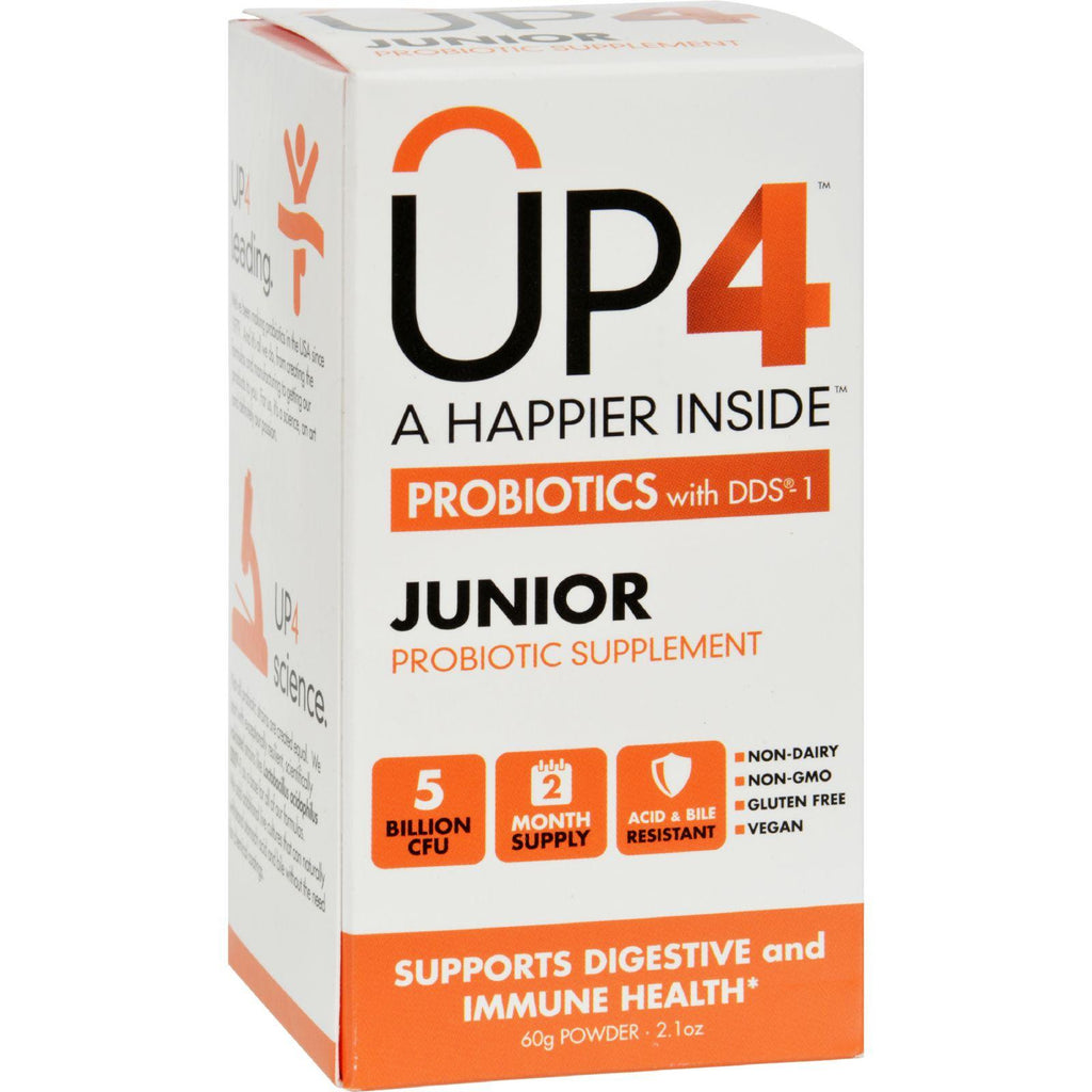 Up4 Probiotics - Dds1 Childrens - 2.1 Oz-Up4-pantryperks