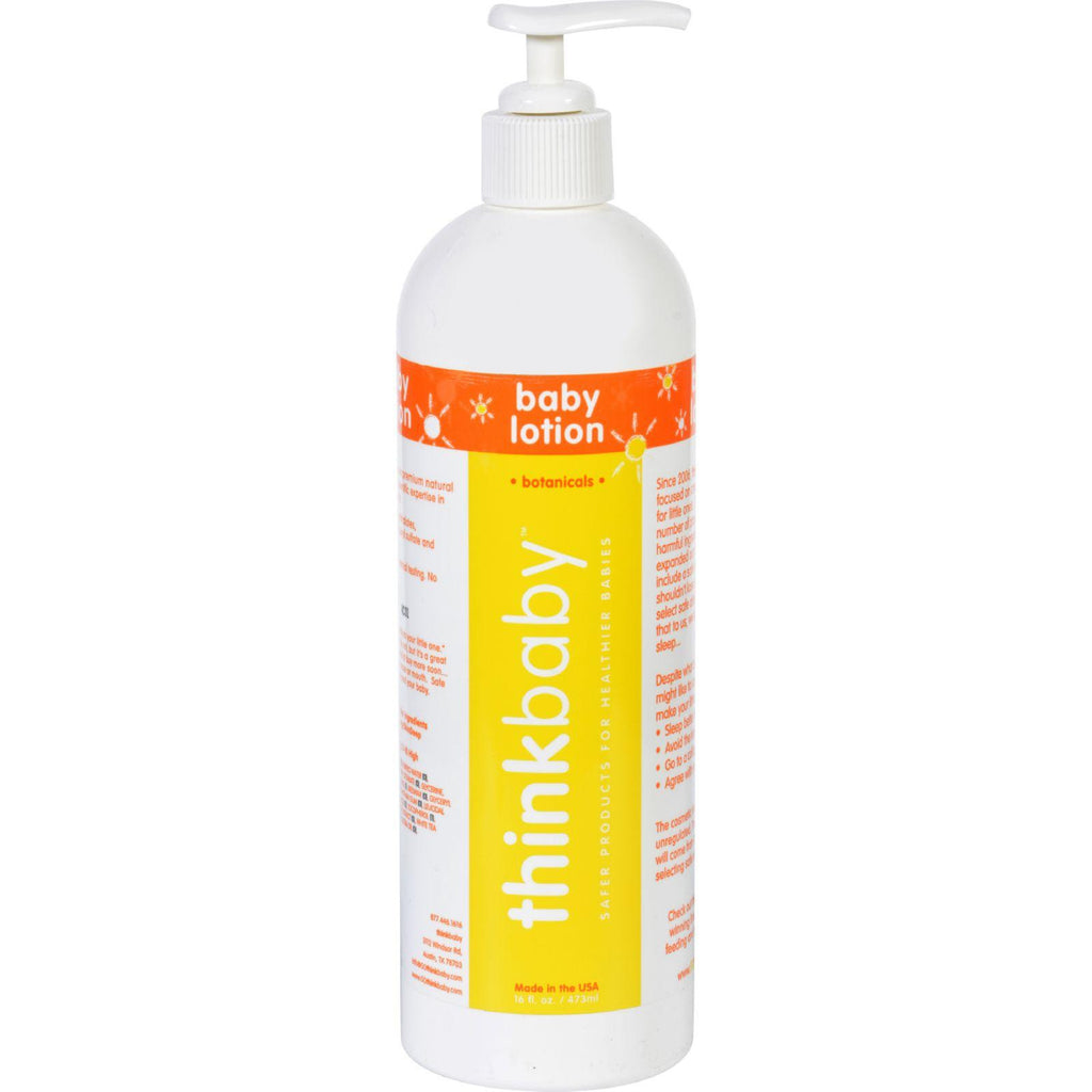 Thinkbaby Baby Lotion - 16 Fl Oz-Thinkbaby-pantryperks