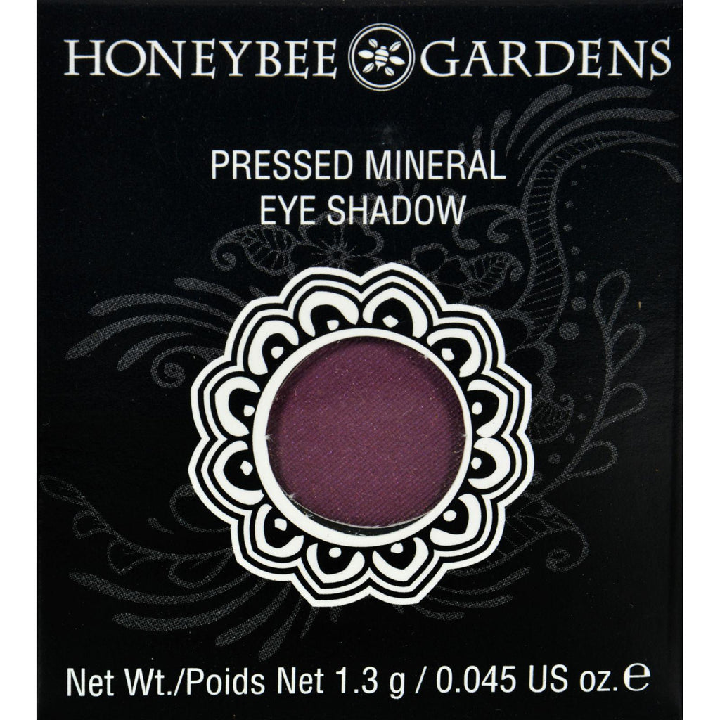 Honeybee Gardens Eye Shadow - Pressed Mineral - Daredevil - 1.3 G - 1 Case-Honeybee Gardens-pantryperks