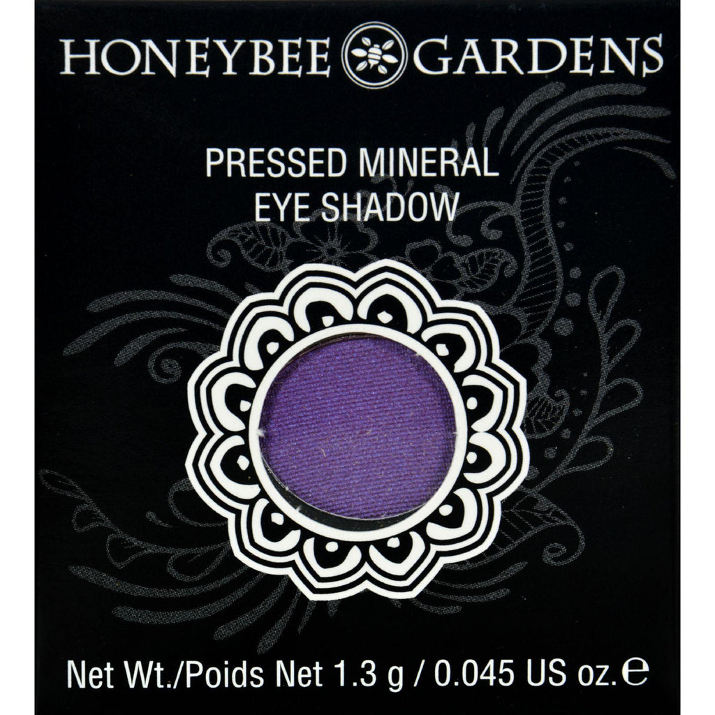 Honeybee Gardens Eye Shadow - Pressed Mineral - Dragonfly - 1.3 G - 1 Case-Honeybee Gardens-pantryperks