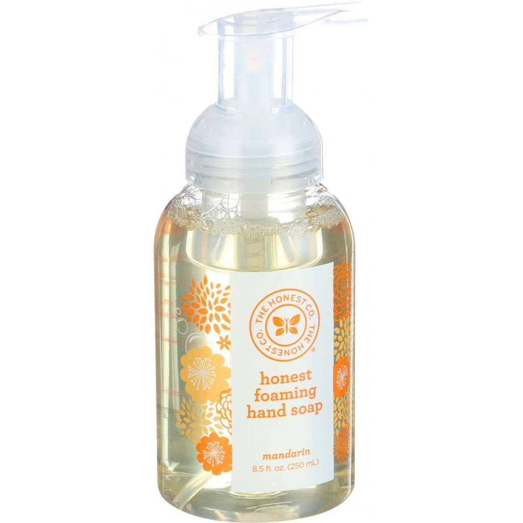 The Honest Company Honest Hand Soap - Foaming - Mandarin - 8.5 Oz-The Honest Company-pantryperks