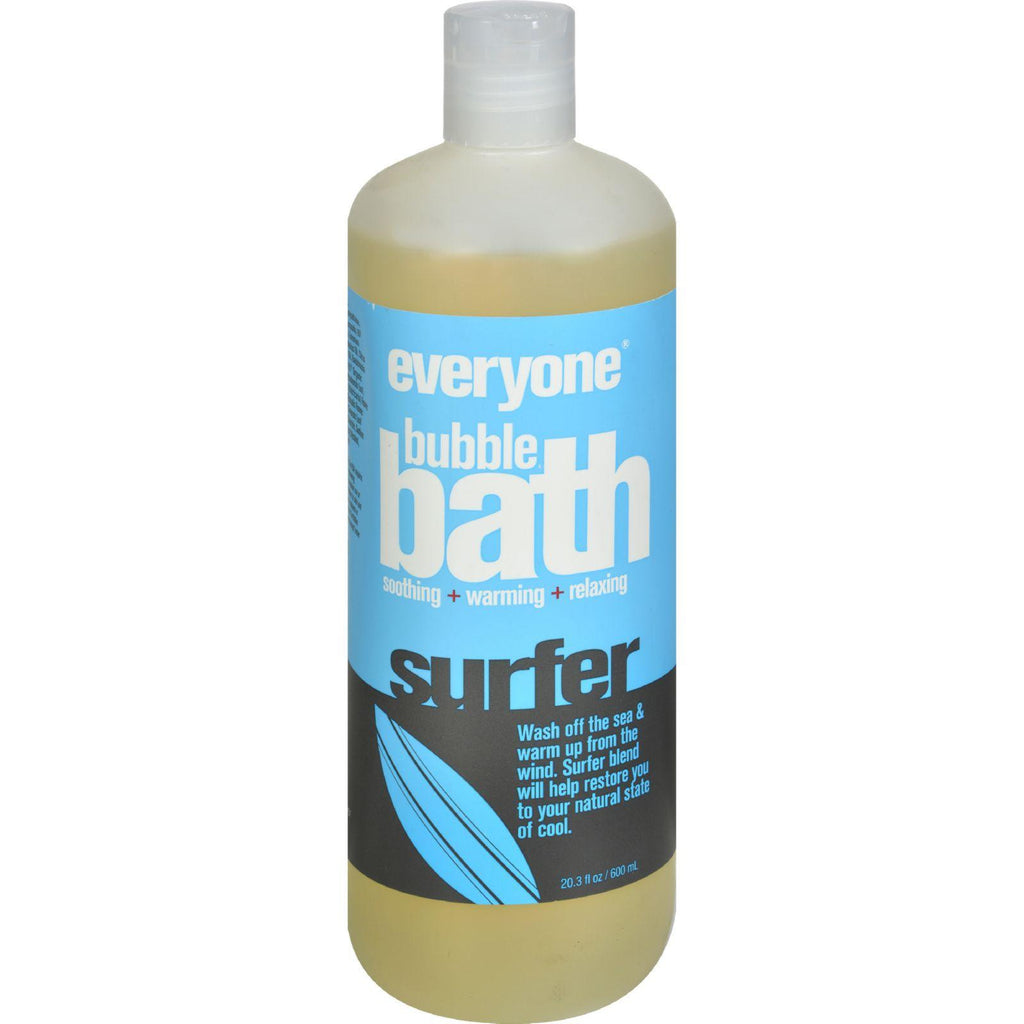 Eo Products Bubble Bath - Everyone - Surfer - 20.3 Fl Oz-Eo Products-pantryperks
