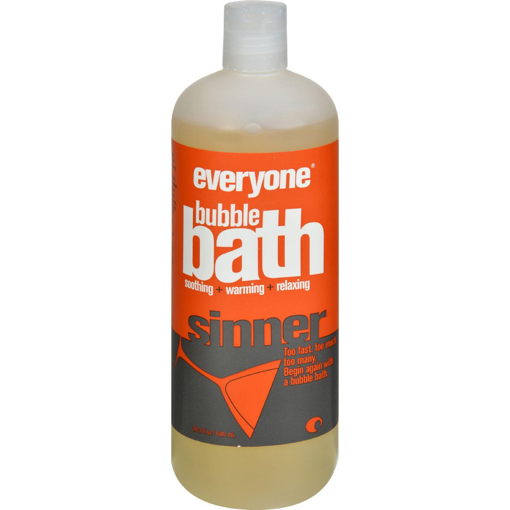Eo Products Bubble Bath - Everyone - Sinner - 20.3 Fl Oz-Eo Products-pantryperks