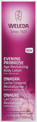 Weleda Body Lotion - Evening Primrose Age Revitalizing - 6.8 Oz-Weleda-pantryperks