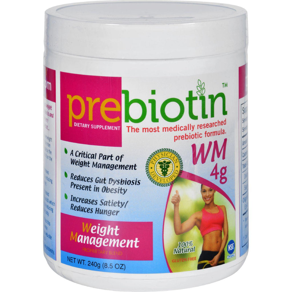 Prebiotin Weight Management - 8.5 Oz-Prebiotin-pantryperks