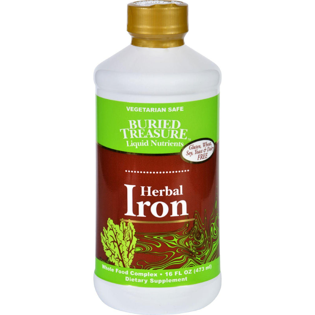 Buried Treasure Herbal Iron - 16 Oz-Buried Treasure-pantryperks