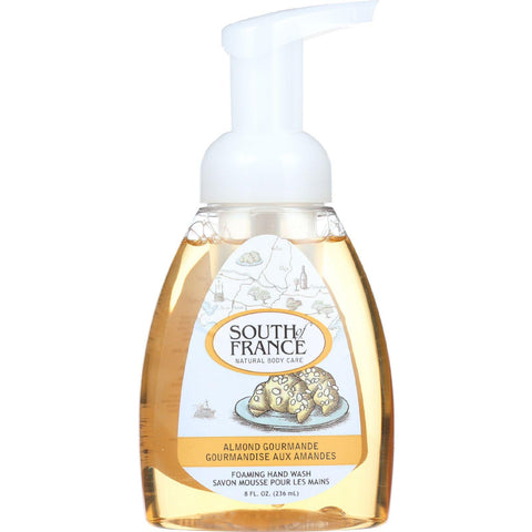 South Of France Hand Soap - Foaming - Almond Gourmande - 8 Oz - 1 Each-South Of France-pantryperks