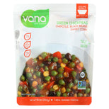 Vana Life Foods Green Chickpeas - Chipotle - Case Of 6 - 10 Oz.-Vana Life Foods, Lp-pantryperks