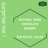 'Surprise Me' Dark Chocolate Brands Hamper - $20 Retail Value-PantryPerks-pantryperks