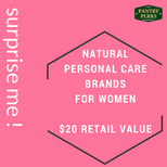 'Surprise Me' Personal Care Brands for Women - $20 Retail Value-PantryPerks-pantryperks