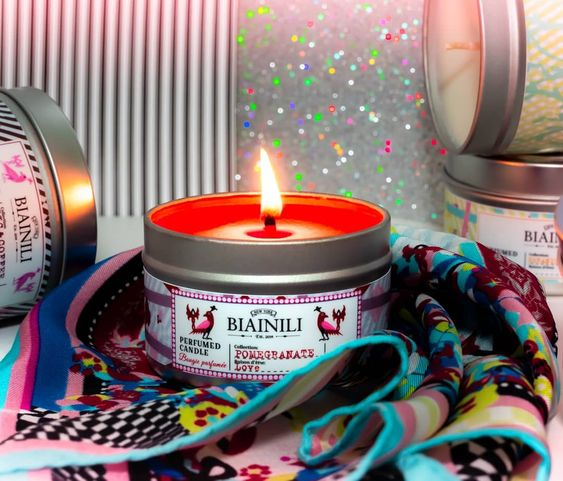 ARMENIAN POMEGRANATE CANDLE