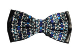 AzureLeather Bow Tie
