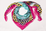 Reine Turquoise Modal Scarf