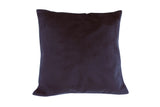 Mith Black Silk Cushion