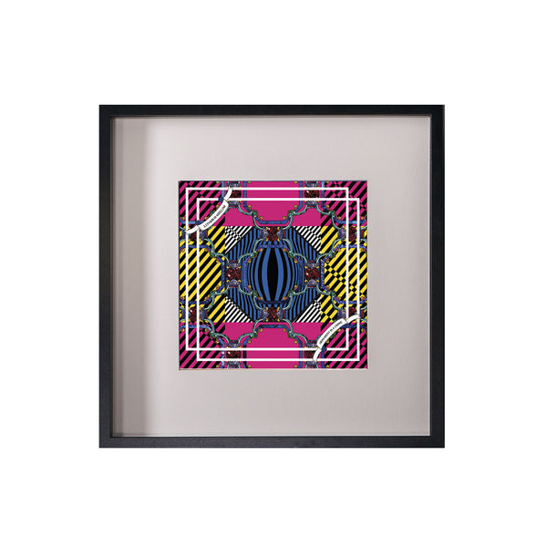 Ornament Abstrait Print