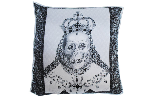 Queen Silk Cushion