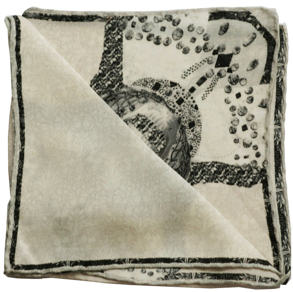 Queen Men's Pocket Square