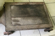 Antique Fairbanks No 10 1/2 Platform Industrial Factory Farm Scale