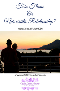 Twin Flame Or Narcissistic Relationship?