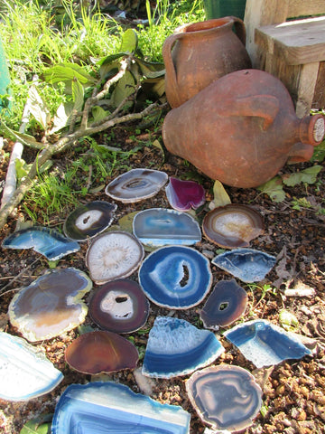 create sacred space outdoors, outside