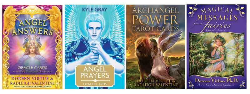 Oracle Cards_Hay House_Doreen Virtue - Radleight Valentine - Kyle Gray