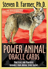 Power Animal Oracle Cards Practical and Powerful Guidance from Animal Spirit Guides by STEVEN D. FARMER