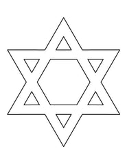Star Of David symbol_What Do You Know About Symbols_Crystal Divine Alchemy
