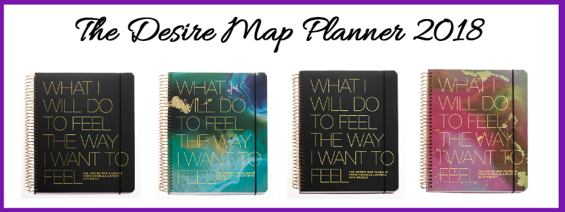 The Desire Map Planner - What I will do to feel the way I want to feel