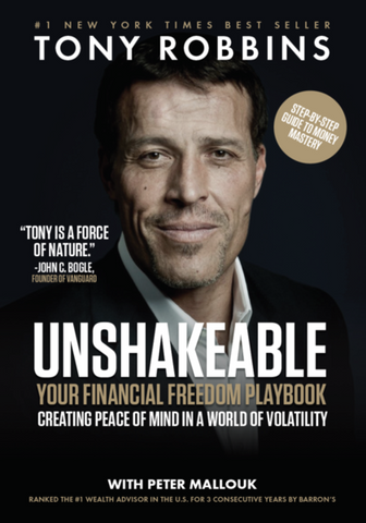 Unshakeable: Your Financial Freedom Playbook Crystal Divine Alchemy