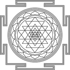 sri-yantra symbol_What Do You Know About Symbols_Crystal Divine Alchemy
