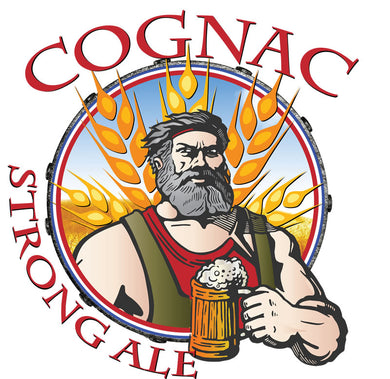 Cognac Strong Ale Beer Recipe Kit - Makes 5 Gallons