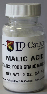 Malic Acid - 2oz
